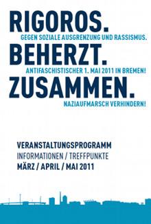 Nazis am 1. Mai in Bremen stoppen!